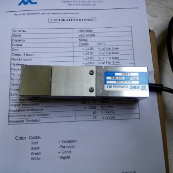 LOADCELL VLC-A100S